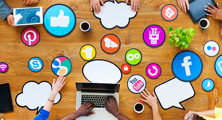 How social media can help your hotel thrive.